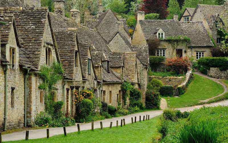 10 pueblos más bonitos de Reino Unido.