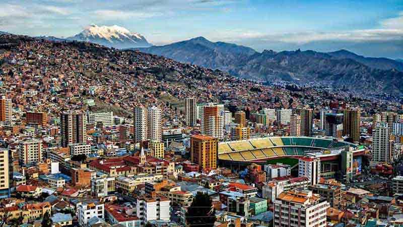 capital de bolivia ¿sucre o la paz?