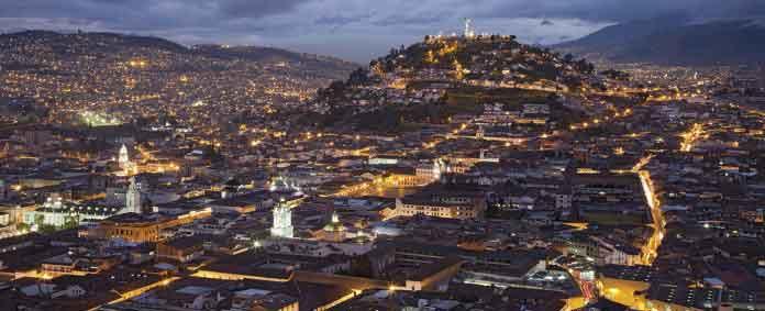 Quito Capital De Ecuador - Capital of ecuador