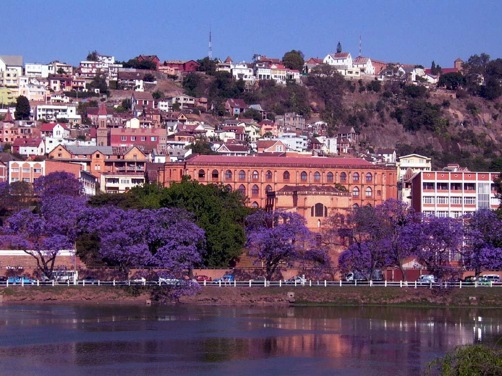 Antananarivo, Capital de Madagascar