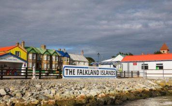 Puerto Argentino, Capital de Islas Malvinas