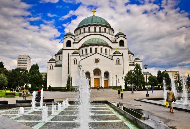 catedral ortodoxa saint sava