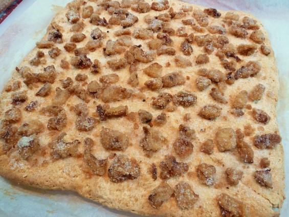 torta de chicharrón