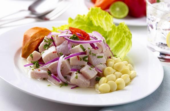 platos tipicos costa del peru ceviche pescado