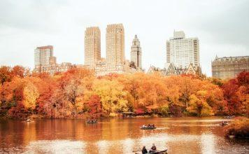 destinos en otoño